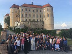 EMRO Group Photo, Brno, the Czech Republic, 2018