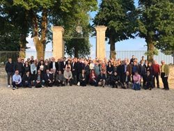 EMRO Group Photo, Bordeaux, France 2019